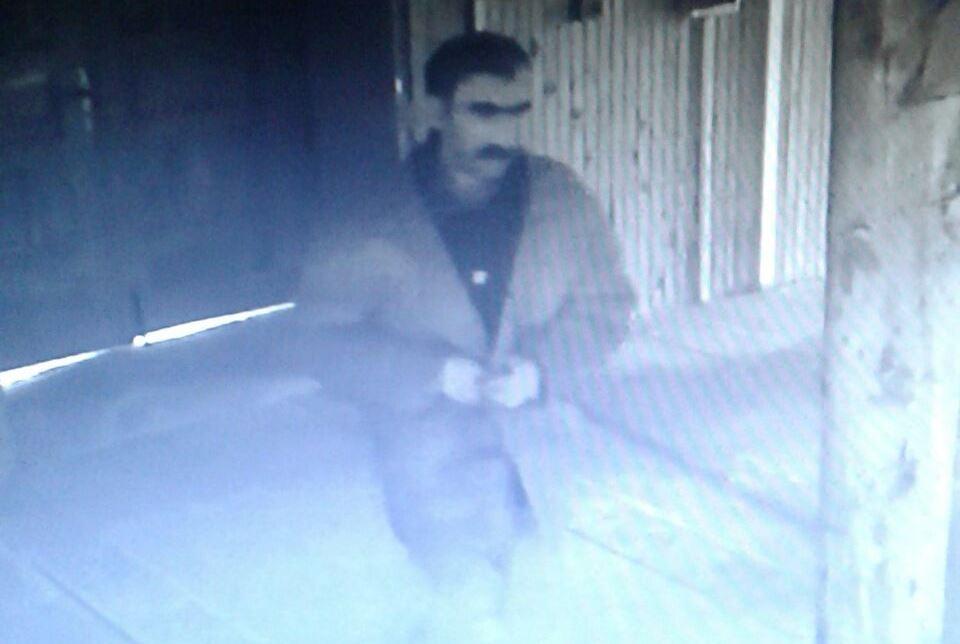 Eskil Ulu Camiyi Soyan Şahıs Güvenlik Kameralarına yakalandı