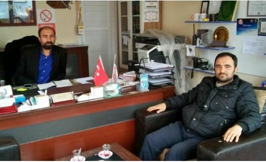 Çalışan Gazeteciler Günü Münasebetiyle Eskil Gazetesine Ziyaret!