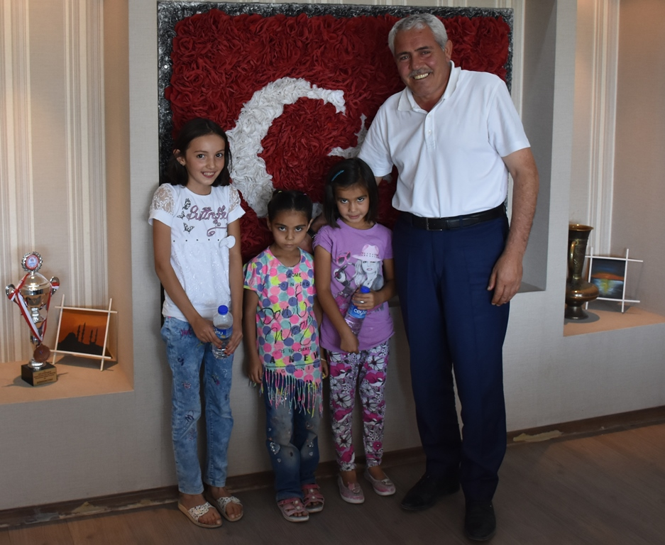 Başkan Alçay'ın Yarıyıl Tatili Mesajı