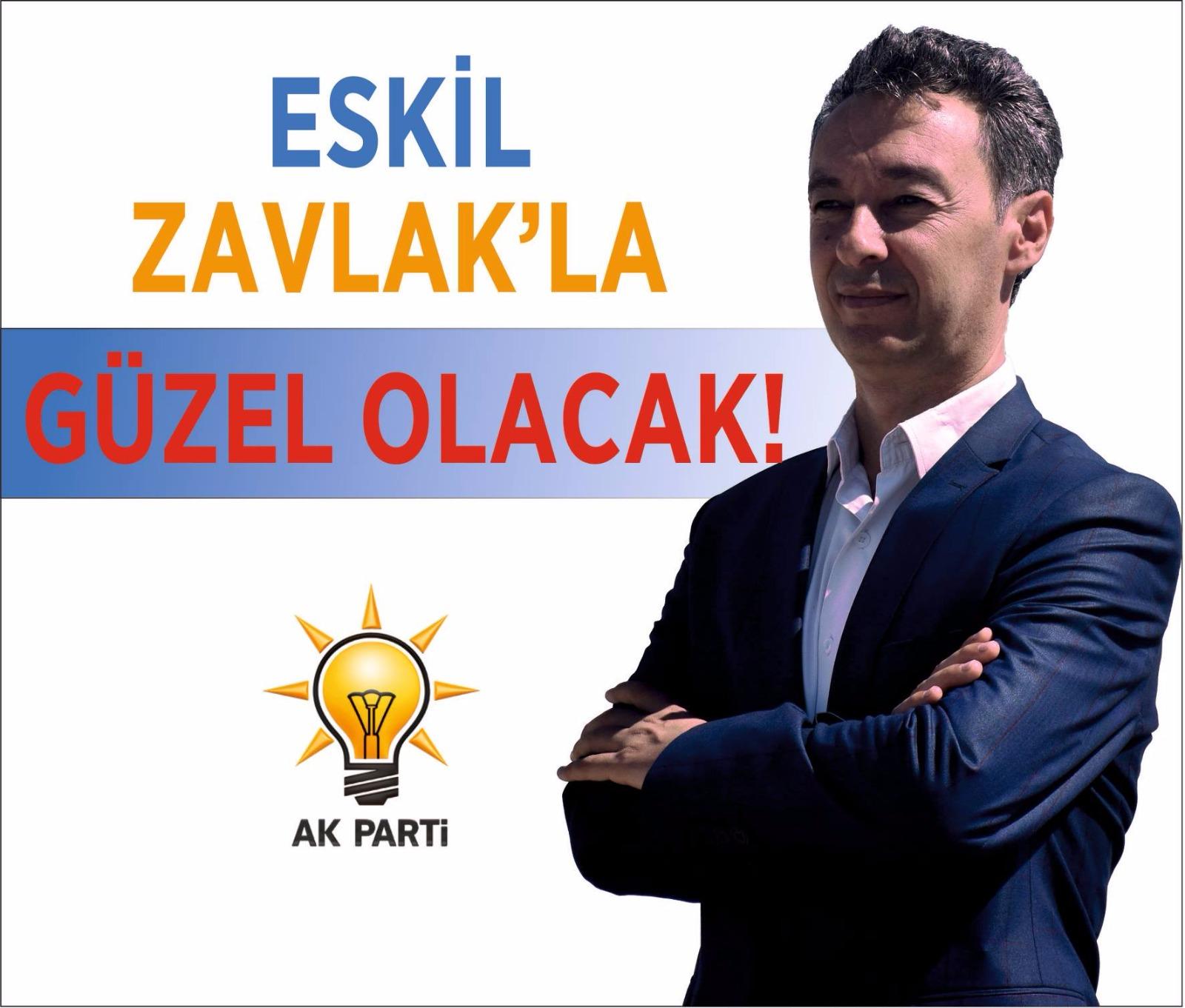 """Zavlak, """"Eskil Bizle Güzel Olacak"""""""