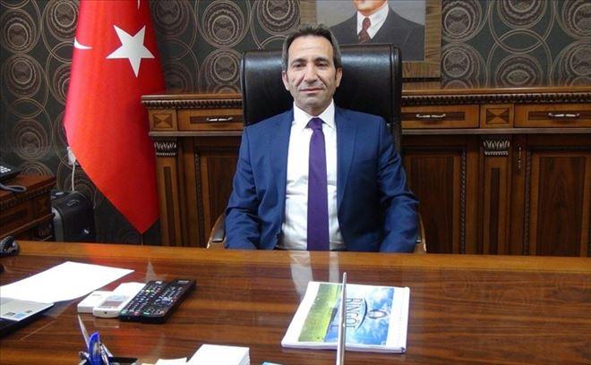 """Vali Ali Mantı'nın, """"19 Mayıs Atatürk'ü Anma Gençlik ve Spor Bayramı"""" Mesajı"""