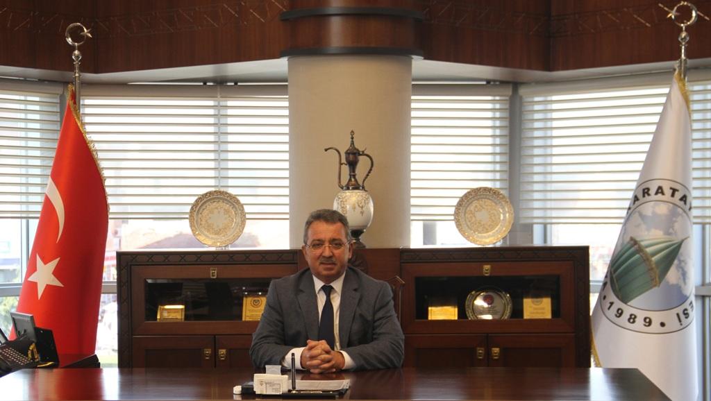 Başkan Hançerli'den Cumhuriyet Bayramı Mesajı