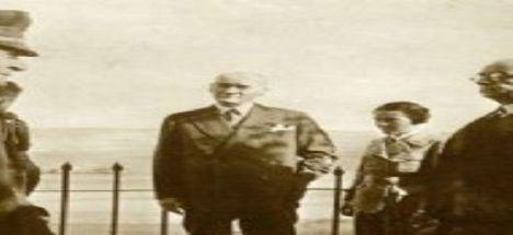 Atatürk'ün Hiç Bilinmeyen Görüntüsü