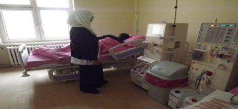 Eskil Devlet Hastanesinde diyaliz ünitesi açılıyor
