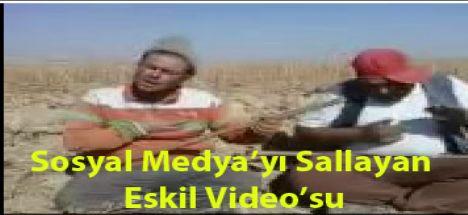 Sosyal Medyayı Sallayan Eskil VIDEO'su