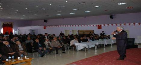 Başkan Alçay 3'üncü kez Seçmenine hesap verdi