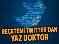 Reçeteni Twitter'dan Yaz Doktor