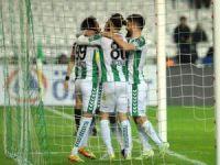Konyaspor'da galibiyet  hasreti son buldu