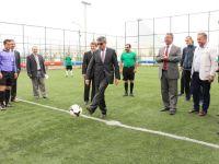 Karaytay'da 15. Kurumlar arası bahar futbol turnuvası başladı
