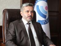 Prof. Dr. Yusuf Şahin Rektörlük Görevini Devraldı