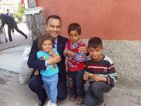Karacaer' den Gençlere Müjde