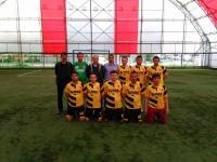 Eskilspor yenilgisiz yarı finalde