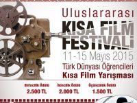 Niğde Üniversitesi Kısa Film Festivali Başlıyor