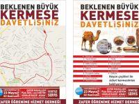 Aksaray'ın Beklenen KERMES'i Bugün Açılıyor