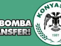 Torku Konyaspor'da 2 bomba transfer
