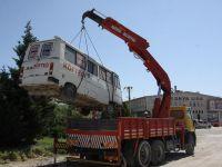 Karatay'da Gelişi Güzel Konulmuş İşgaller Kaldırılıyor