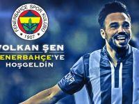 Volkan Şen'de Fenerbahçe'de!