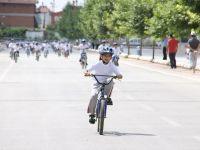 8. Bisiklet yarışları sona erdi