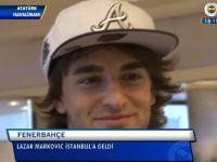 Lazar Markovic İstanbul'da!