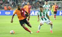 Galatasaray Yine Konyaspor ile moral buldu