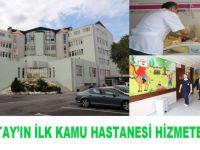 Dr.Faruk Sükan Kadın Doğum ve Çocuk Hastanesi Ek Binası Karatay'da