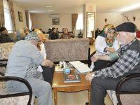 Karatay Emekli Konaklarında Sağlık Taraması Devam Ediyor
