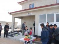 Somuncubaba Camii Dualarla Açıldı
