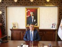 """Vali Aykut Pekmez'in """" Kurban Bayramı """"  Mesajı"""
