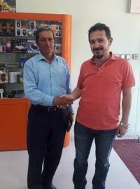 Erkan Uygun'la anlaşma tamam