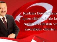Milletvekili Mustafa Serdengeçti'nin Kurban Bayramı Mesajı