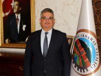"""Vali Aykut Pekmez'in""""30 Ağustos Zafer Bayramı"""" Mesajı"""