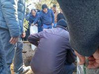 Ali Gün Hoca dualarla son yolculuğuna uğurlandı