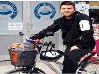 Eskil'den Aksaray'a Bisikletle Gidiyor