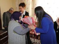 """8 Mart Dünya Kadınlar Günü Yeşim Pekmez: """"Ailenin, toplumun en temel taşı kadınlardır"""""""