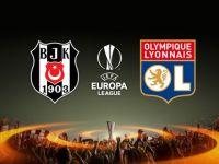 Beşiktaş'ın UEFA Avrupa Ligi Çeyrek Finalinde Rakibi belli oldu