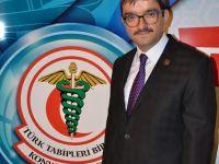 """Konya Tabip Odası Başkanı Dr. Seyit KARACA'nın """"7 Nisan Dünya Sağlık Günü mesajı"""""""