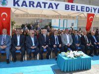 Hacı Hasanbaşı Kuran Kursu'nun Temeli Dualarla Atıldı