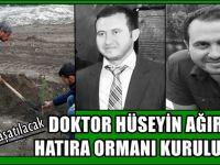 Dr. Hüseyin Ağır ismi Sultanhanı'nda yaşatılacak! Ya  Eskil'de?