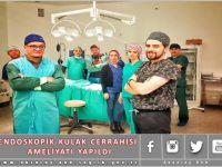 Ortaköy Devlet Hastanesi'nde Bir İlk Gerçekleşti