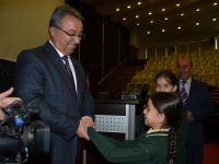 Başkan Hançerli'den Öğrencilere Yerel Yönetimler Dersi