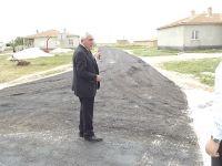 Eskil Belediyesi Yayla İçi Asfalt Çalışmalarına Start verdi…