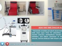 Aksaray Eğitim ve Araştırma Hastanesine Yeni Tıbbi Cihazlar Alındı