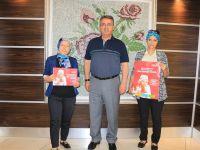 Lösev'den Başkan Hançerli'ye Ziyaret!