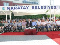Toraman Cami Temel Atma Töreni Gerçekleştirildi
