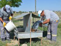 Karatay Belediyesi Sokak Hayvanlarını Unutmuyor