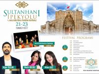 Sultanhanı İpek Yolu Halı Kültür Ve Turizm Festivali Düzenleniyor