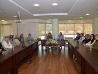 Karatay Belediyesi Kadın Meclisi, Ak Parti Meram Kadın Kollarını Ağırladı