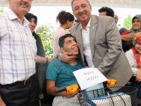 İhtiyaç Sahiplerine 81 Adet Akülü Engelli Aracı Hediye Edildi