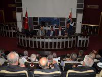 Başkan Hançerli Muhtarlarla İstişare Toplantısı Düzenledi