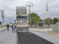 Eskil-Yeşiltömek Yolu Trafiğe Açıldı